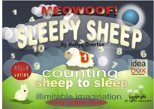 Sleepy Sheep ( Count to Sleep ): Count 1-10 (ilearn 2 count Book 1)