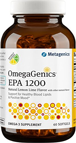 Metagenics - OmegaGenics EPA 1200, 60 Count