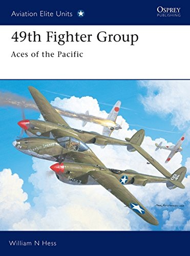 49th Fighter Group: Aces of the Pacific (Aviation Elite Units, Band 14)