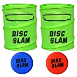 GoSports Disc Slam Flying Disc Game Set, with...