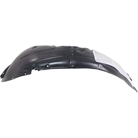 Front Fender Liner Compatible with HYUNDAI TUCSON 2016-2018 LH Wheelhouse Liner