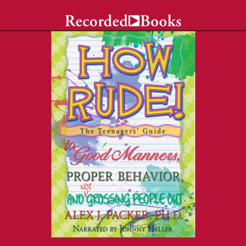 How Rude! cover art