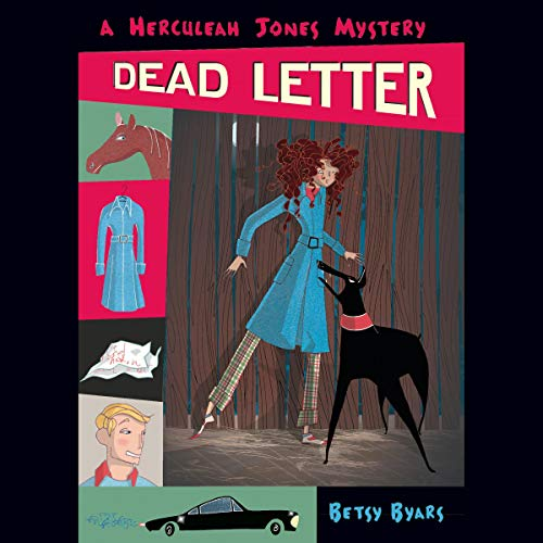 Dead Letter  By  cover art