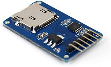 Storage Board TF Trans-Flash Card Memory Shield Module SPI for Arduino