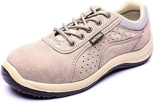 Xie Chaussure de Travail Chaussure Chaussure de sécurité Chaussure d 'Acier tête d' Acier Anti - Perforation Anti - Puanteur Anti - Odeur Isolation électrique légère
