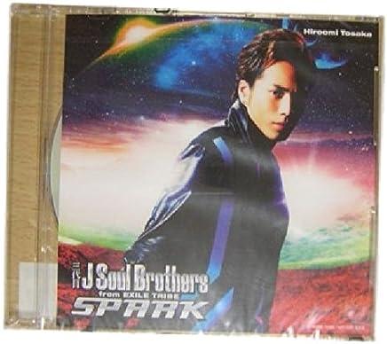 三代目J Soul Brothers SPARK 登坂広臣 ソロアングル 未開封DVD
