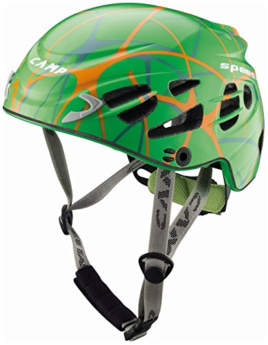 Camp Speed 2.0 - Cascos - verde/naranja...