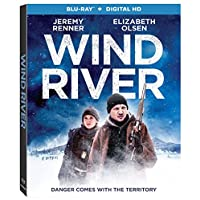 Wind River (Blu-ray + Digital HD) (VUDU Instawatch Included)