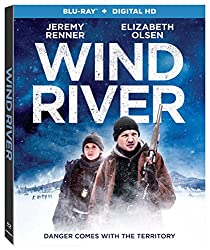Wind River on Blu-ray, DVD, and Digital HD from Lionsgate