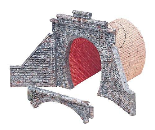 FALLER 120559 - Tunnelportal für Dampf- und E-Lok, 1- und 2- gleisig