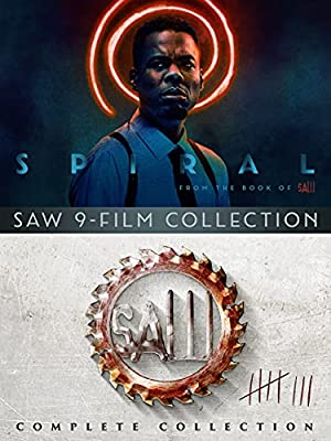 Saw 9-Film Collection by