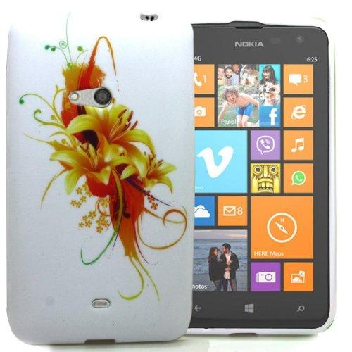 Accessory Master - Carcasa de silicona para Nokia Lumia 625, multicolor
