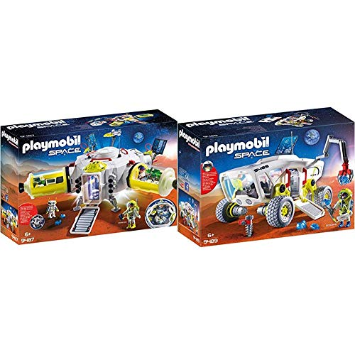 PLAYMOBIL - Motorfahrzeugspielsets für Kinder