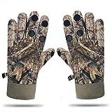 Ehemy Camo Hunting Gloves Fingerless...