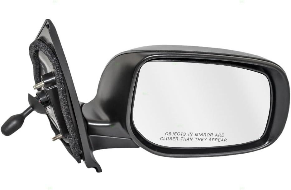 Brock Replacement Superlatite Finally popular brand Passengers Manual Remote Comp Mirror Side View