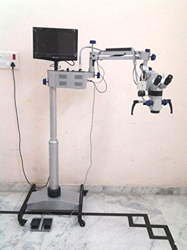 ENT Operating Microscope 5 Step LCD, Camera, Motorized