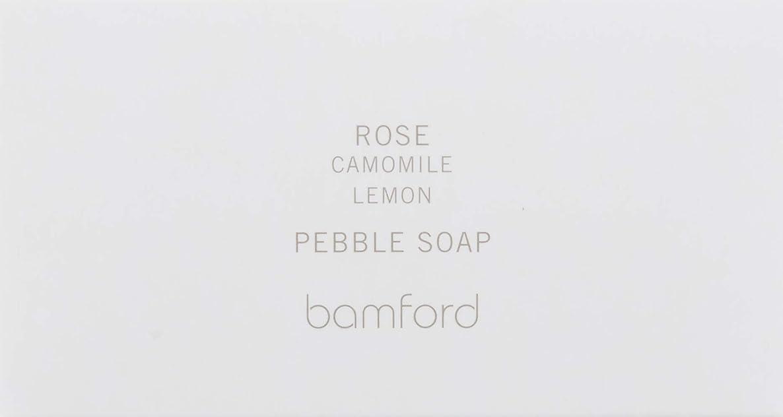 かまど納得させる途方もないbamford(バンフォード) ローズペブルソープ 250g