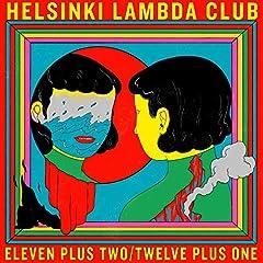 Helsinki Lambda Club「Happy Blue Monday」のCDジャケット