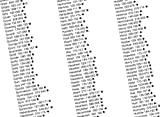 Mel Crow Complete List of Word Answers World's Largest Word Search Puzzle