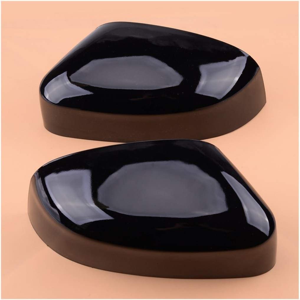 JUN-STORE SENMIAO-TH 1 Max OFFicial shop 48% OFF Pair Car Gloss Mirro Wing Side Black Door