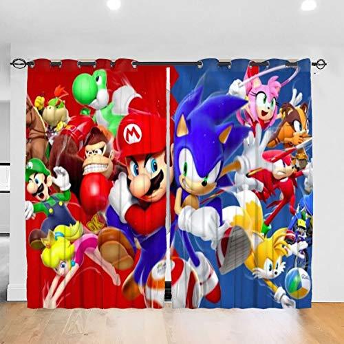 cortinas dormitorio sonic