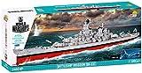 COBI World of Warship - 3084 - Battleship Missouri (BB-63)