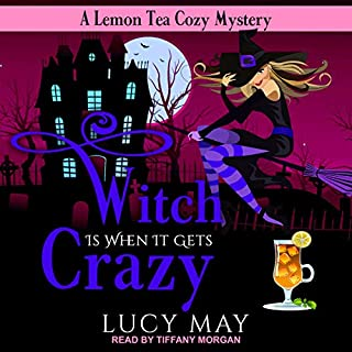 Witch Is When It Gets Crazy cover art