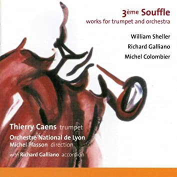 3ème souffle works for trumpet and orchestra