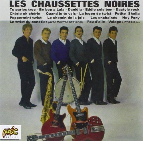 LES CHAUSSETTES NOIRES , Les Chaussettes Noires