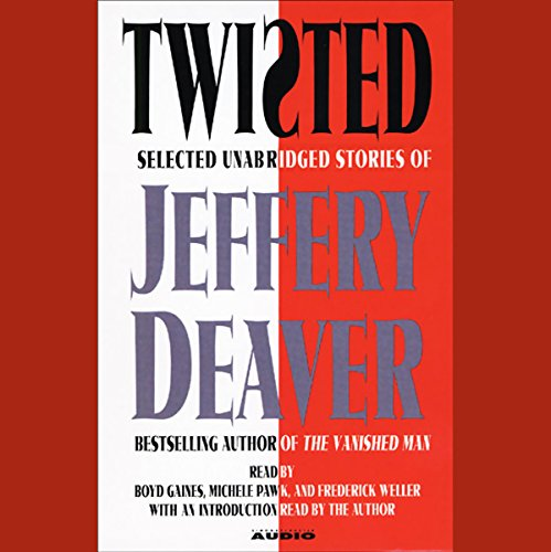 Twisted (Selected Unabridged Stories) audiobook cover art