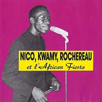 Nico, Kwamy, Tabu Ley Rochereau & L'African Fiesta