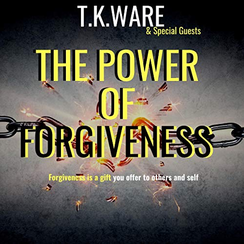 The Power of Forgiveness audiobook cover art