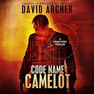Code Name: Camelot audiobook cover art