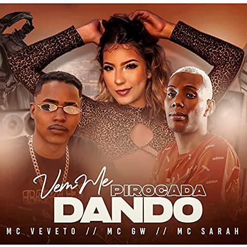 Mc Veveto feat. Mc Gw & Mc Sarah