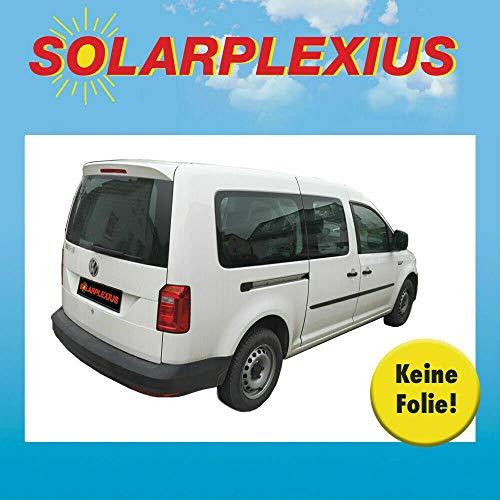 Solarplexius Sonnenschutz Autosonnenschutz Scheibentönung Sonnenschutzfolie Caddy IV Maxi Bj. 2015-20