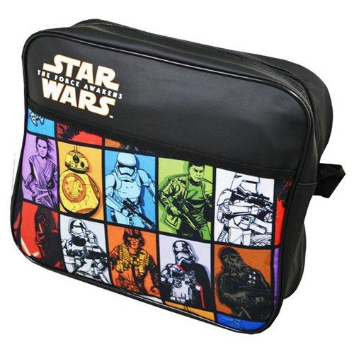 Star Wars TMSTAR001049 - Bolsa de mensajería para niño