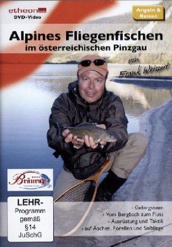 Alpines Fliegenfischen im österreichischen Pinzgau [Alemania] [DVD]