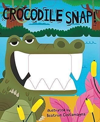 Crocodile Snap! (Crunchy Board Books)