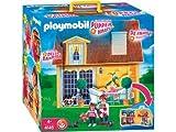 PLAYMOBIL - Maletín casa de muñecas Rosa (626044)