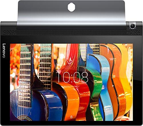 Lenovo Yoga Tablet 3 25,7 cm (10,1 Zoll) Convertible Tablet-PC (Qualcomm Snapdragon APQ8909, 1GB RAM, 16GB eMMC, Android 5.1) schwarz
