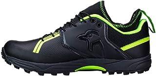 Kookaburra Team Hockey Shoes - Black/Yellow - New for 2020/2021