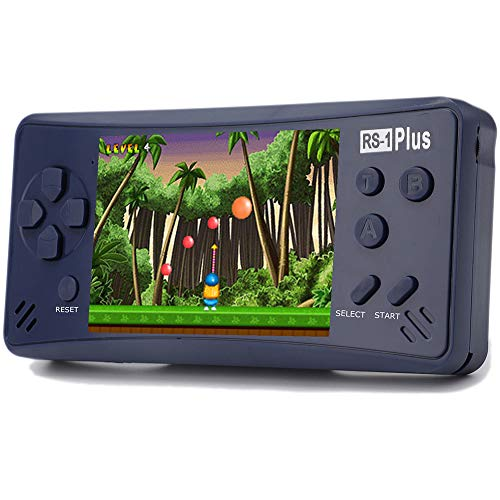 "Haopapa Retro Plus Video Games Player,Portable Handheld Game System with 218 Classic Games 3.5""..."