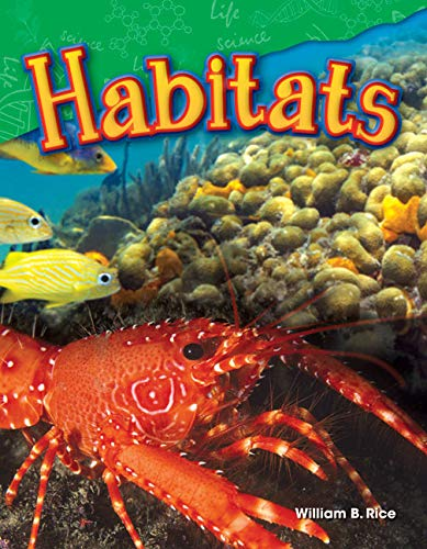 Habitats (Science Readers: Content and Literacy) (English Edition)