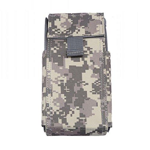 Bluelover 12 12 C Caza Impermeable Conchas Anticorrosión Paquete CS Portable 25-Bolsas De Balas De Agujero - ACU