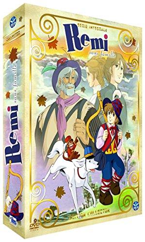 Rémi sans famille - Intégrale - Edition Collector (9 DVD + Livret)