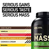 Zoom IMG-2 optimum nutrition serious mass gainer