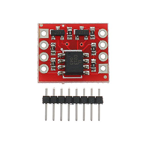 KASILU YHJ322 10 stücke D213 Opto-Isolator ILD213T Breakout-Modul Optoisolator Mikrocontroller-Platine für Z Hochleistung