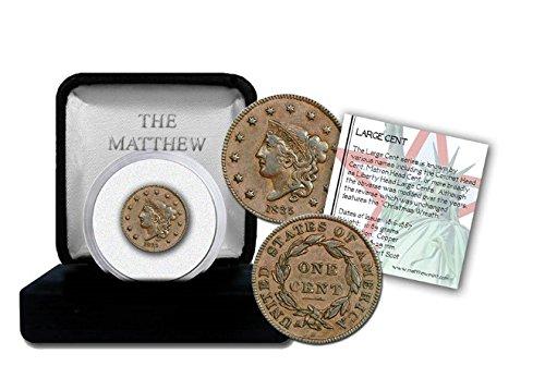 1800 Coronet Head Cent 1816-1839 Penny None Not Graded