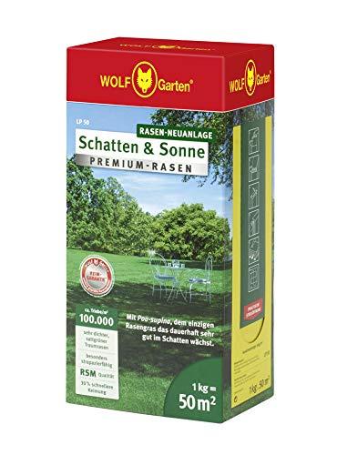 WOLF-Garten - Premium-Rasen »Schatten & Sonne«LP50; 3820030