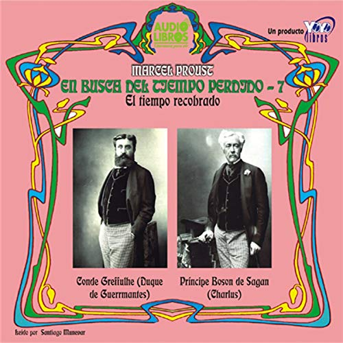 En Busca Del Tiempo Perdido, Pt. 7 audiobook cover art